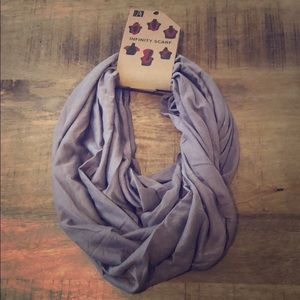 Last One Super Soft Fall Taupe Infinity Scarf